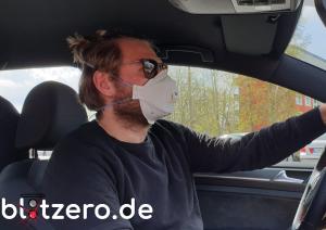 Schutzmaske im Auto – Was ist erlaubt in Zeiten von Covid19?